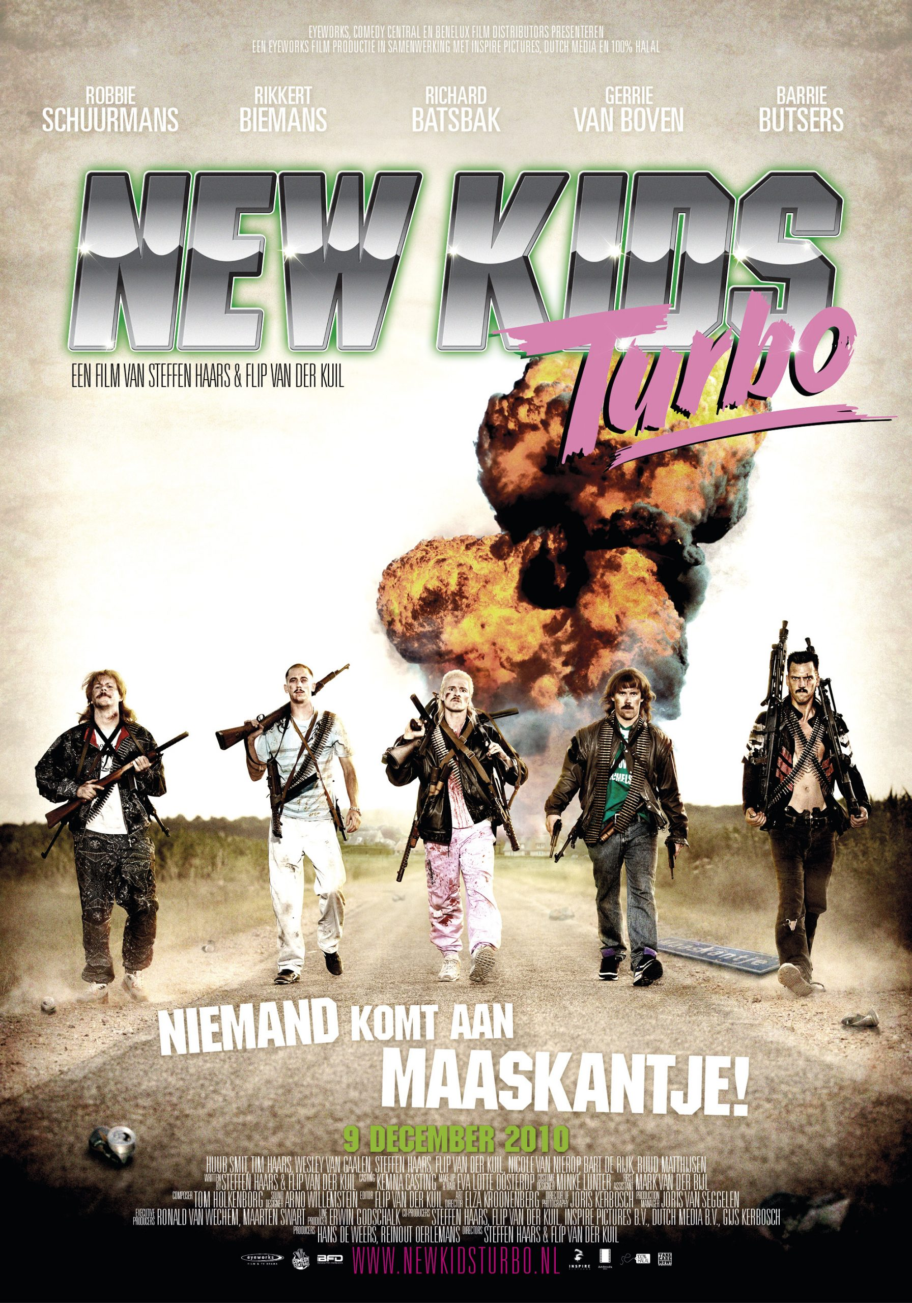poster New Kids Turbo