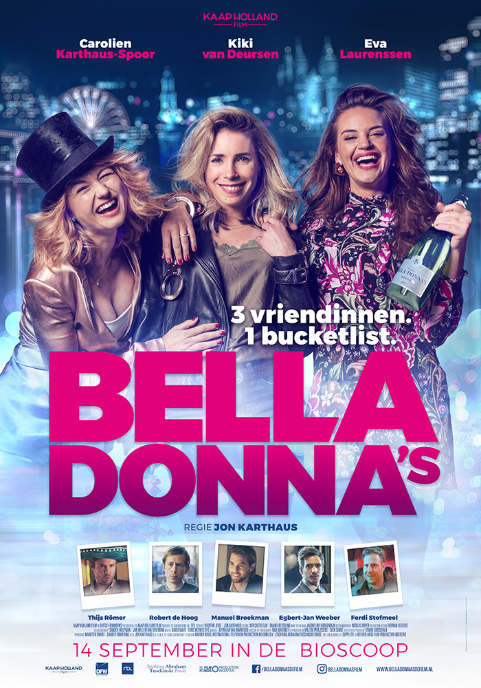 poster Bella Donna's